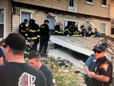 Deck Collapse in Wildwood Injures Multiple People