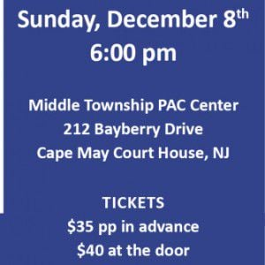 Cape Regional's Annual Holiday Concert is Helping to Build a Healthier Tomorrow