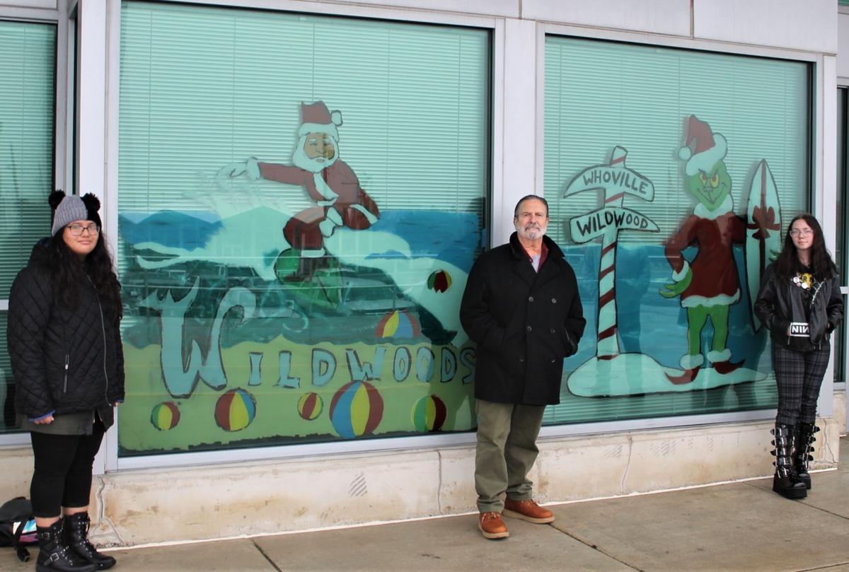 Wildwood Elks Lodge Awards Students' Holiday Artwork