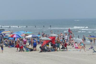DEP: All County Ocean Water Beaches Safe for Bathing Aug. 8, 2019