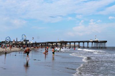 Ocean City Beach - File Photo