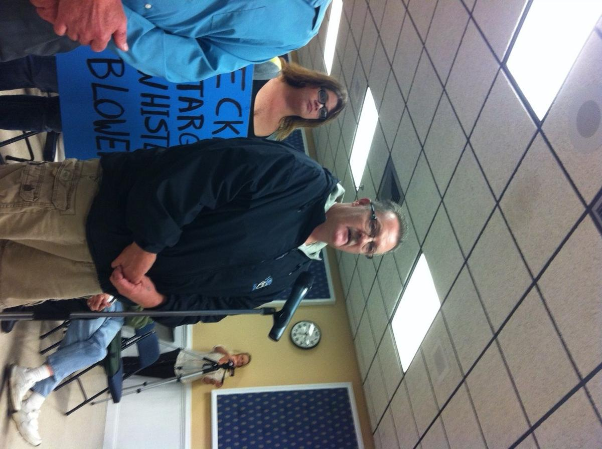 Angry LTMUA Employees Address Lower Township Council