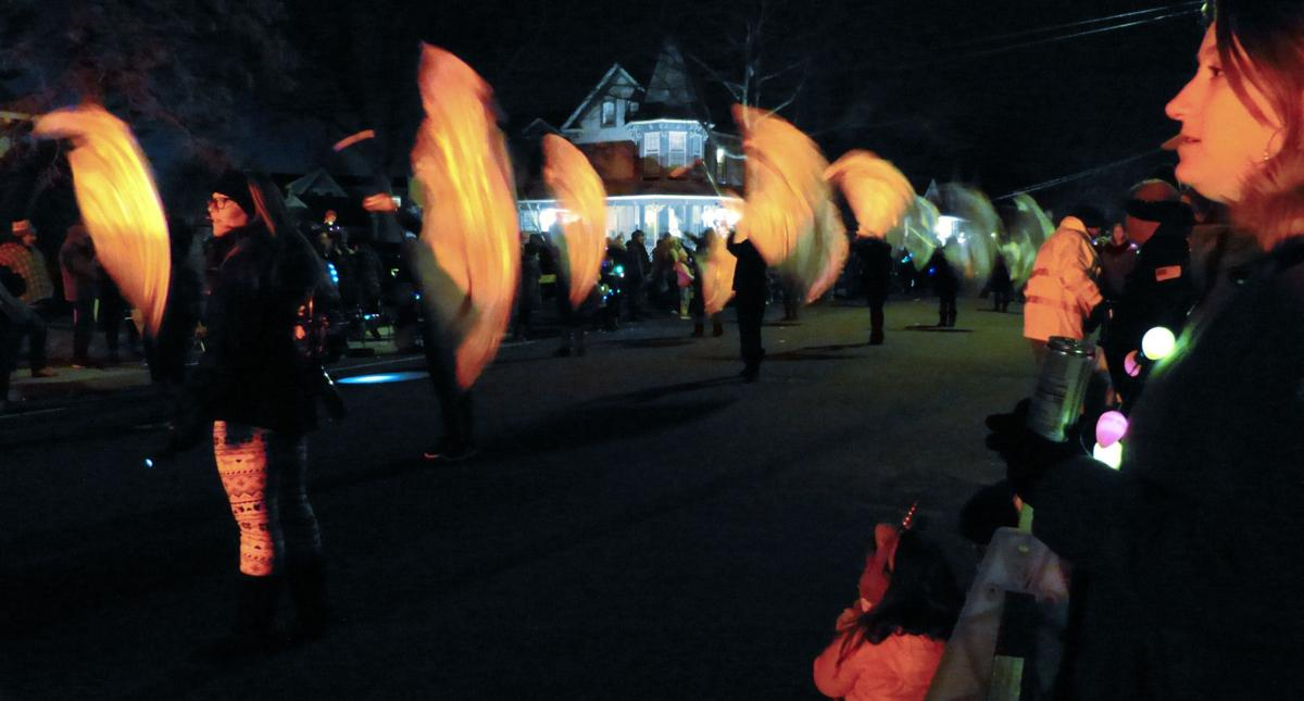 West Cape May's 54th Christmas Parade Celebrates Holiday Season