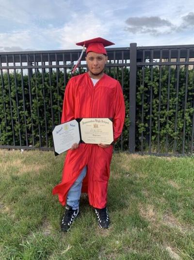 Pennsauken Native is Coastal Prep's First Graduate