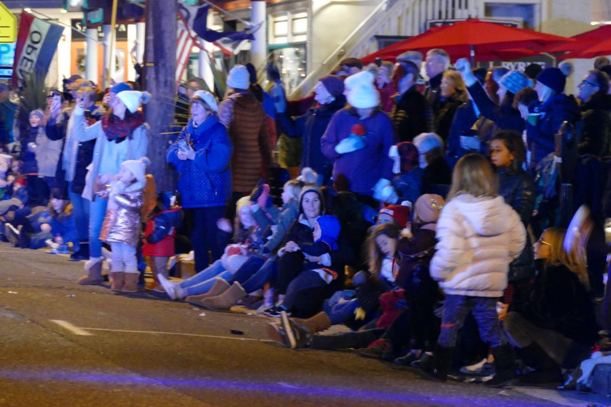 Stone Harbor Christmas Parade Welcomes Santa