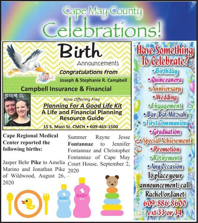 Celebrations for 09-16-2020