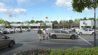 Plans Unveiled for County Commons in Rio Grande
