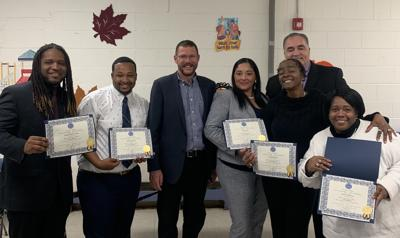 County NAACP Branch Installs New Officers
