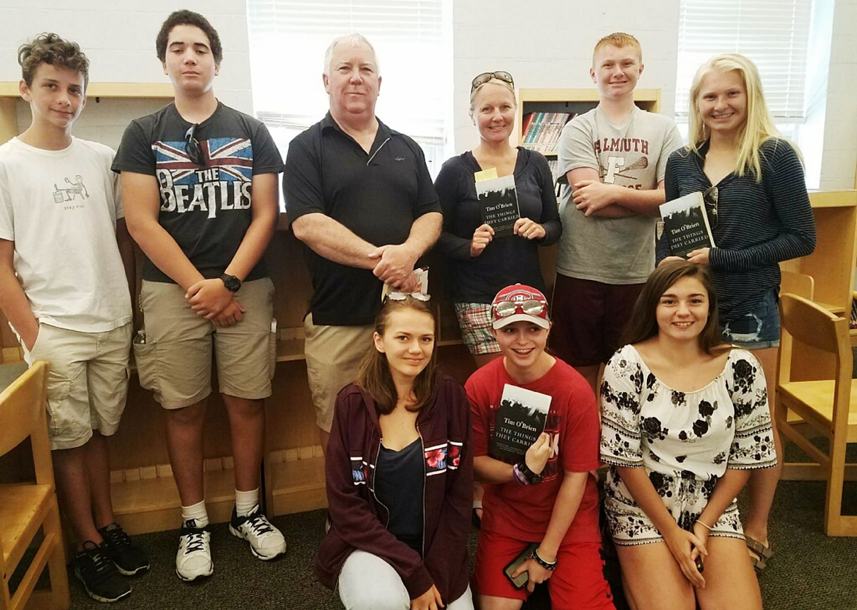 Bourne Students To Volunteer At Moving Wall