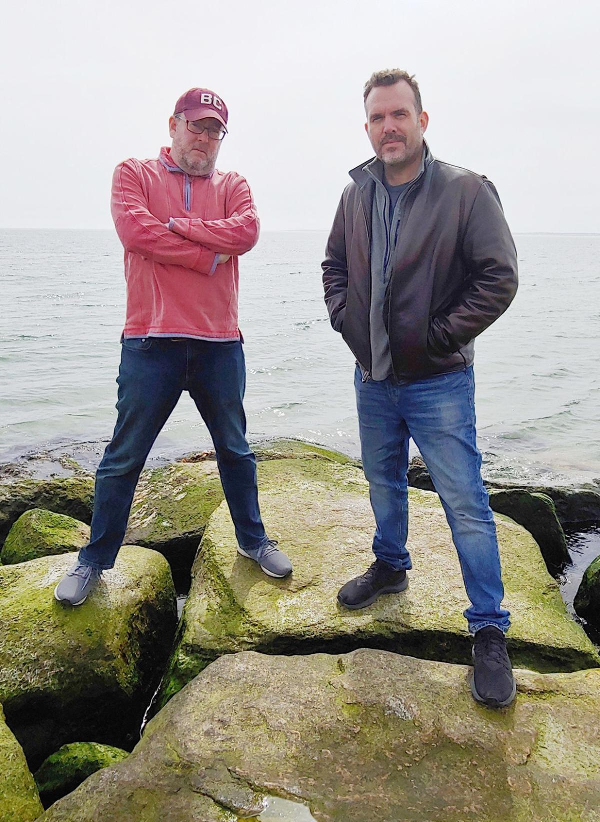 Wicked Wierd Ted & Mark