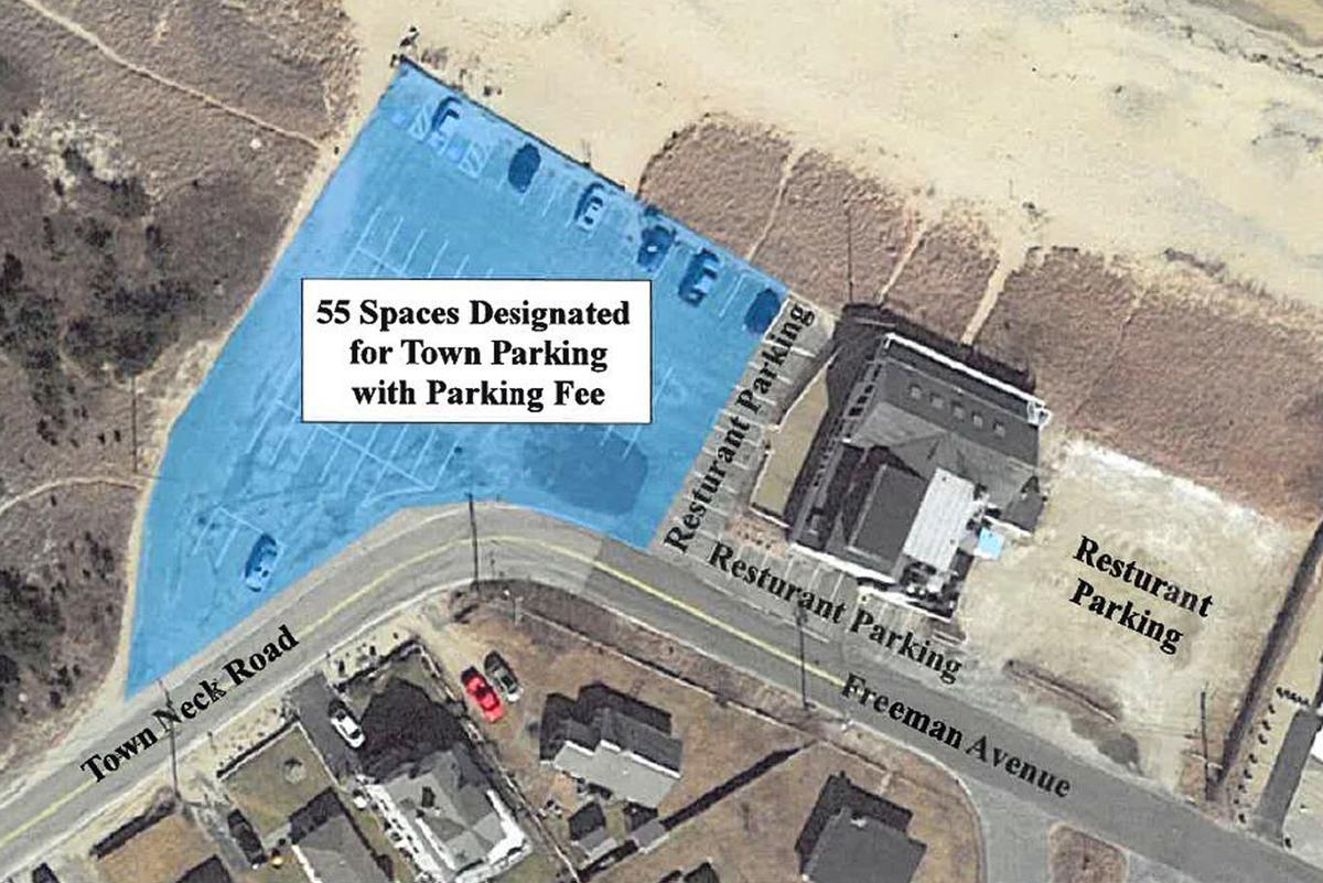 Drunken Seal Parking Lot