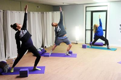 WellStrong Yoga - November 27, 2018