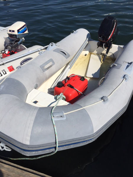 Case of the missing dinghy falmouth news for Andreas heintz