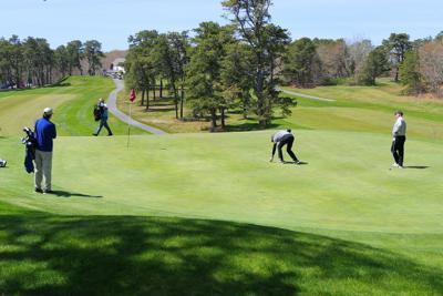 Cape Cod Country Club Golfers