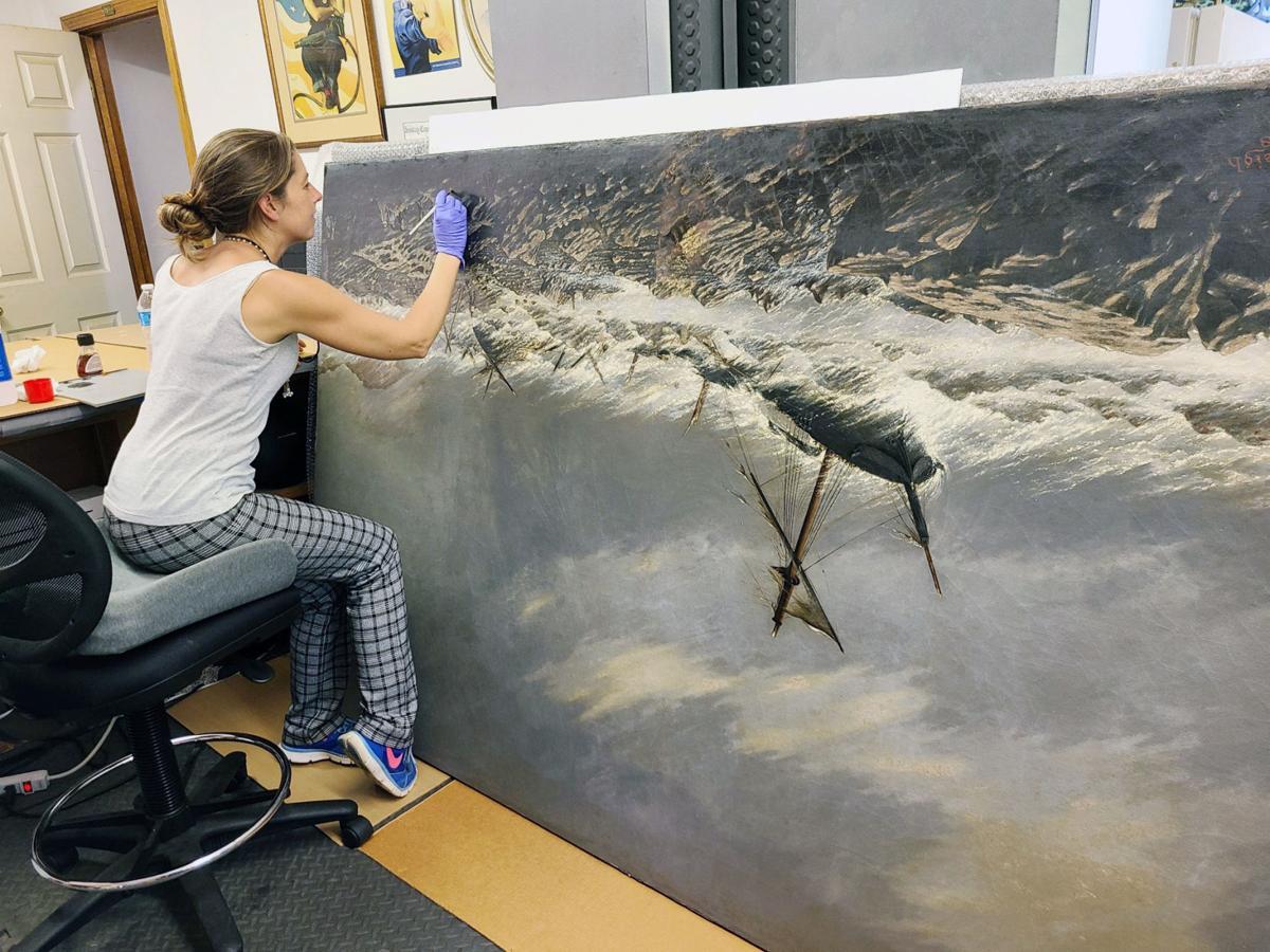 Bourne Historical Painting Restorations