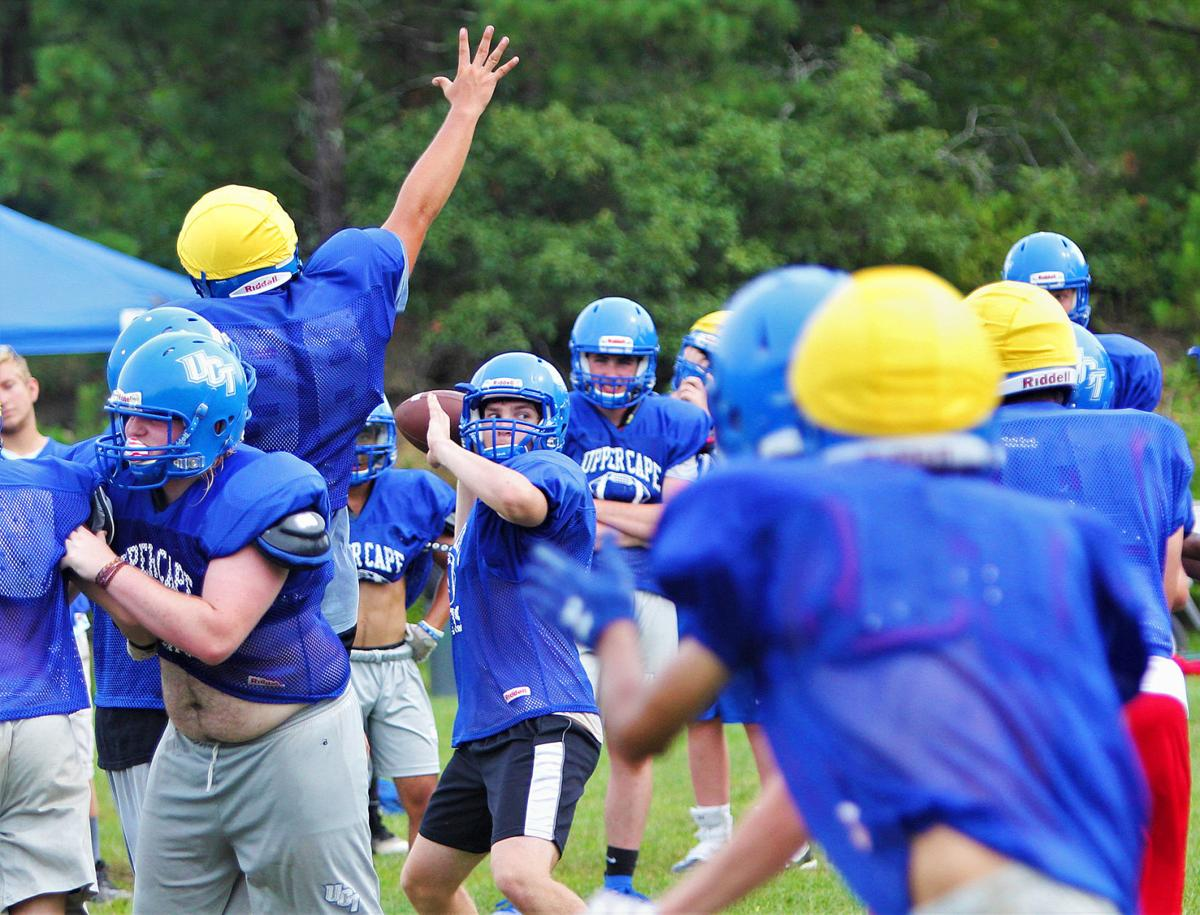 UCT Football — August 21, 2019