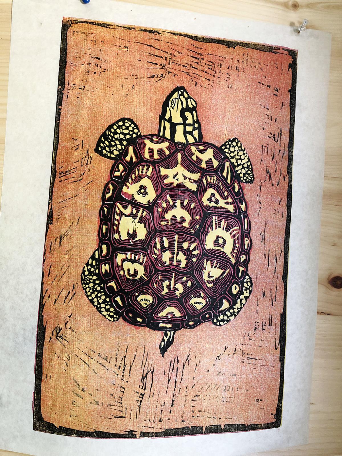Matt Patrick Box Turtle