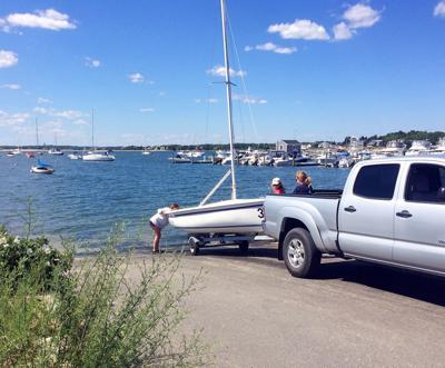 Monument Beach Boat Ramp