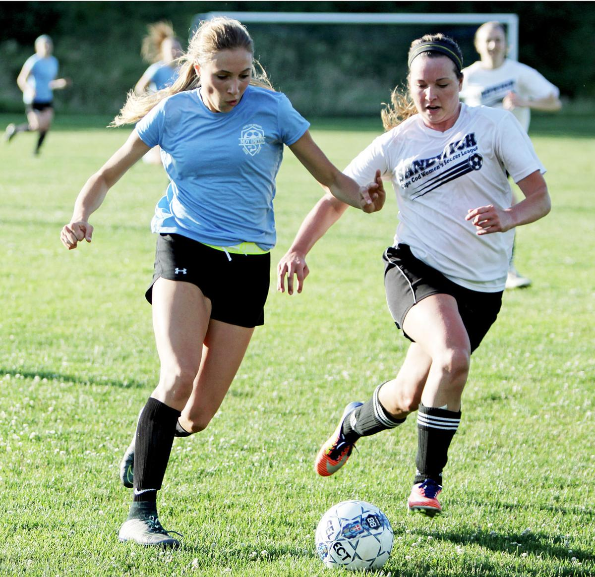 Cape Cod Women's Soccer Opens Summer Season