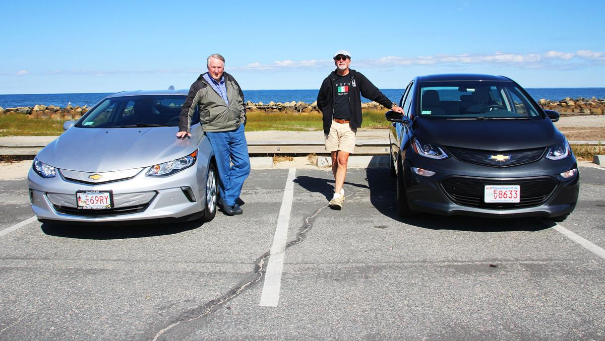 Charging Ahead: Electric Vehicles Find Fans On Cape Cod