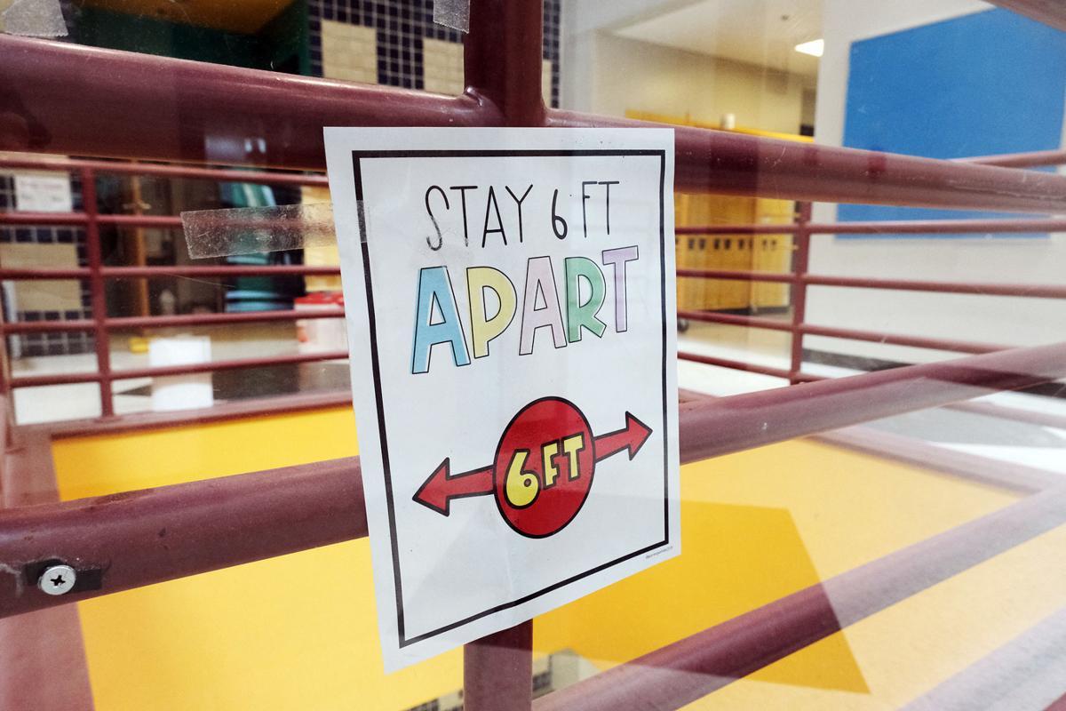 Forestdale School Prepares For New School Year