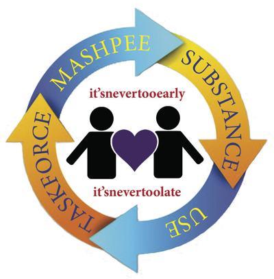 Mashpee Substance Abuse Task Force logo