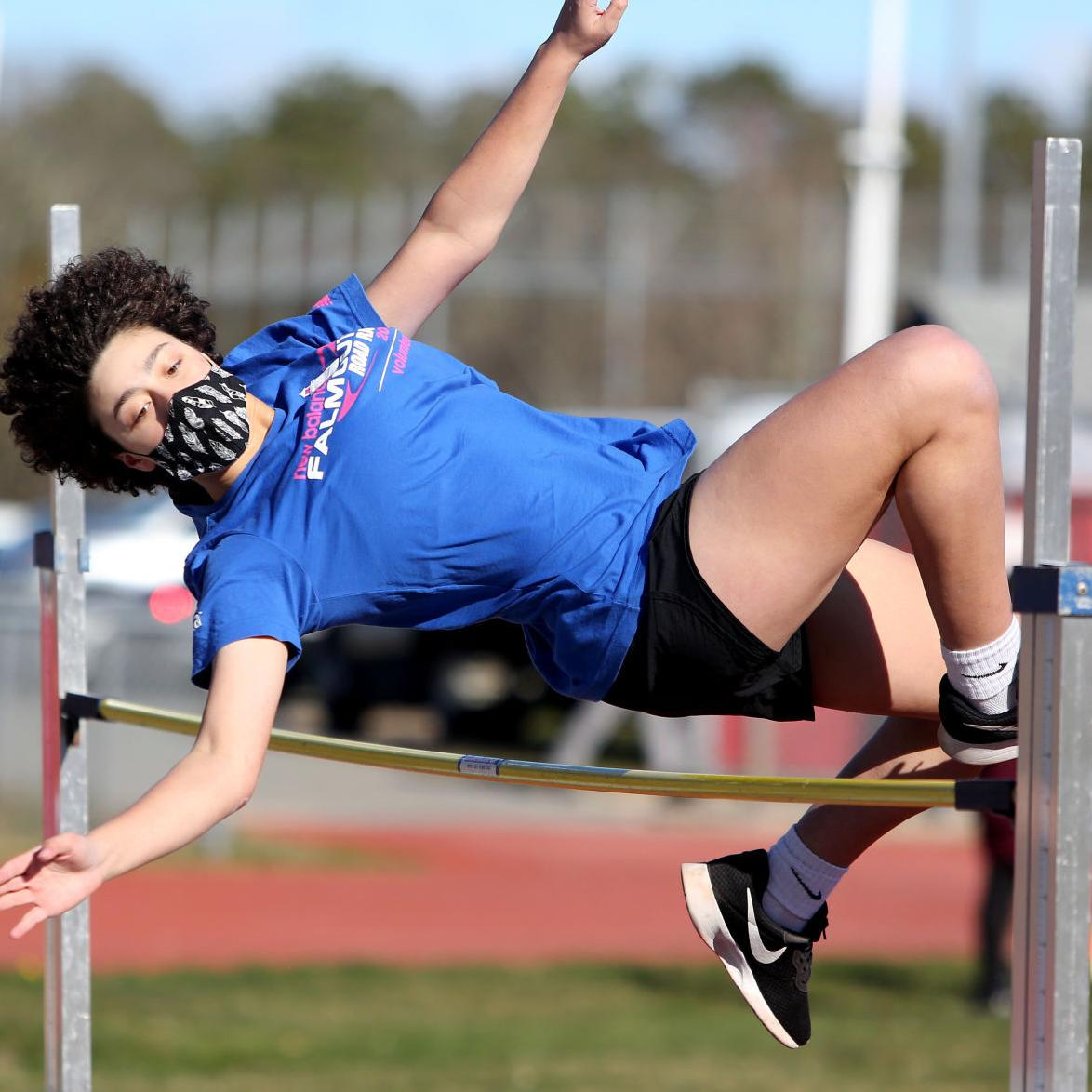 Mashpee Girls' Track Earns 'Insanely Close' Win
