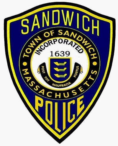 Sandwich Police Logo