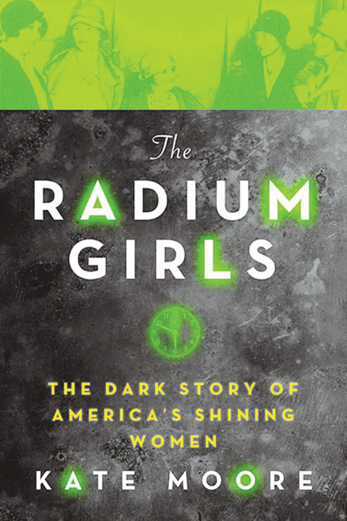 Image result for radium girls book