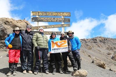 Mt. Kilimanjaro 061217