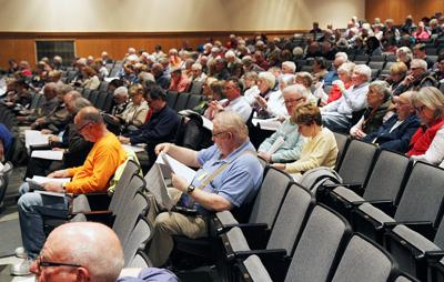 Bourne Town Meeting - May 1-2, 2017 (copy)
