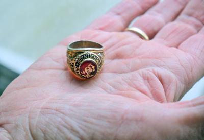 Marine Ring Found