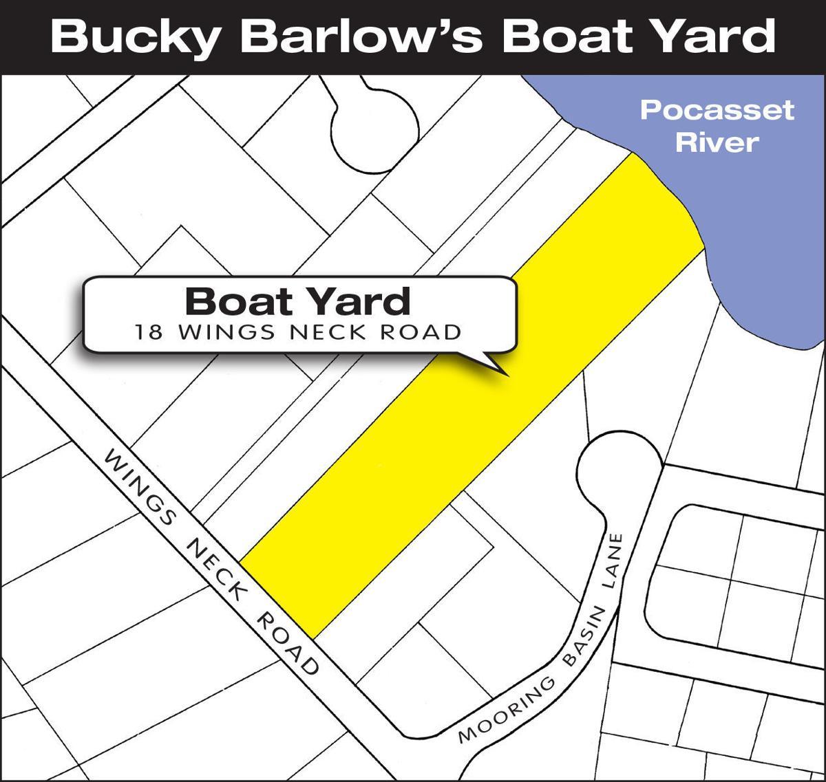Bucky Barlow's Boat Yard