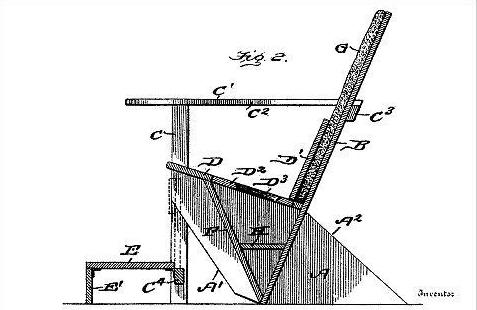 Chair Patent
