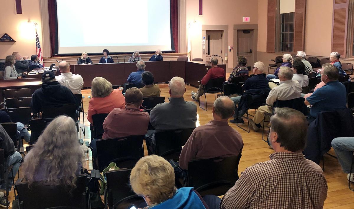 Sandwich Town Meeting Forum