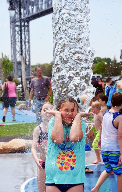 Buzzards Bay Splash Pad