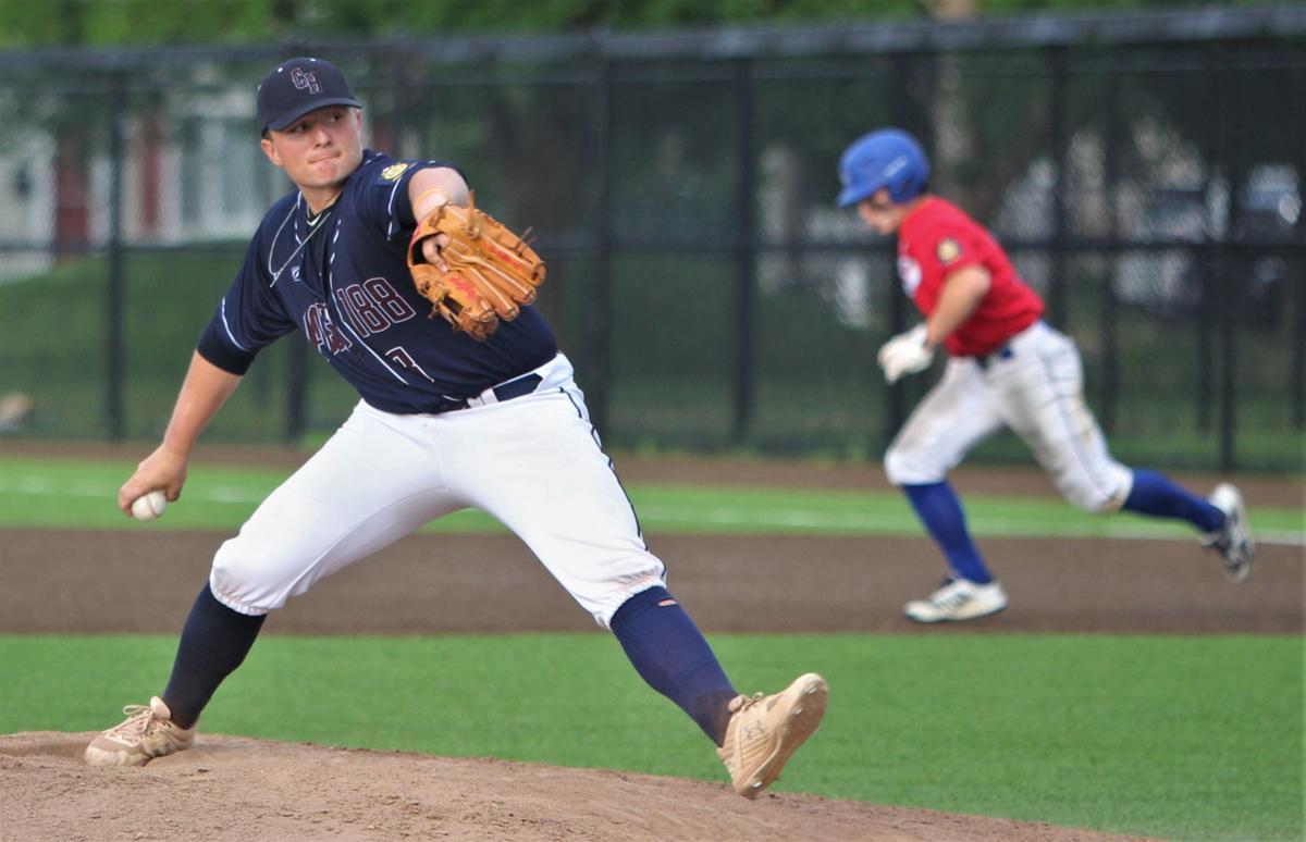 Post 188 Baseball vs. Plymouth — July 22, 2019