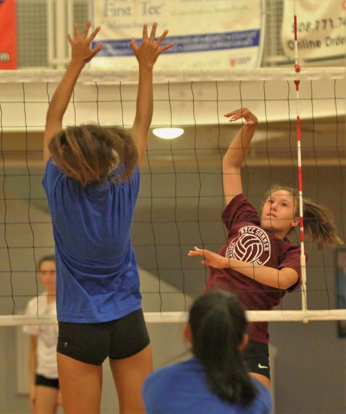 Cape Cod High School Volleyball - July 25, 2019