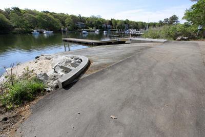 Newly Refurbished Boat Ramp Designed Incorrectly | Falmouth