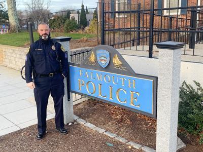 Falmouth Police Sergeant Michael Simoneau