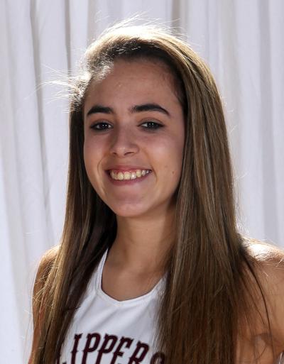 Falmouth High School's Ariana Silvia