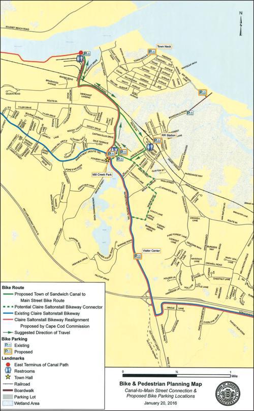 Canal-To-Village Bike And Walkway Takes Big Step Forward