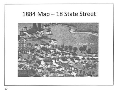 18 State Street Map
