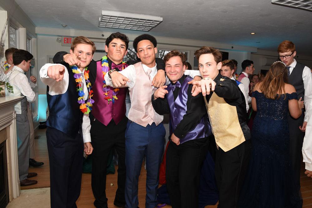 Bourne High School Prom May 10, 2019