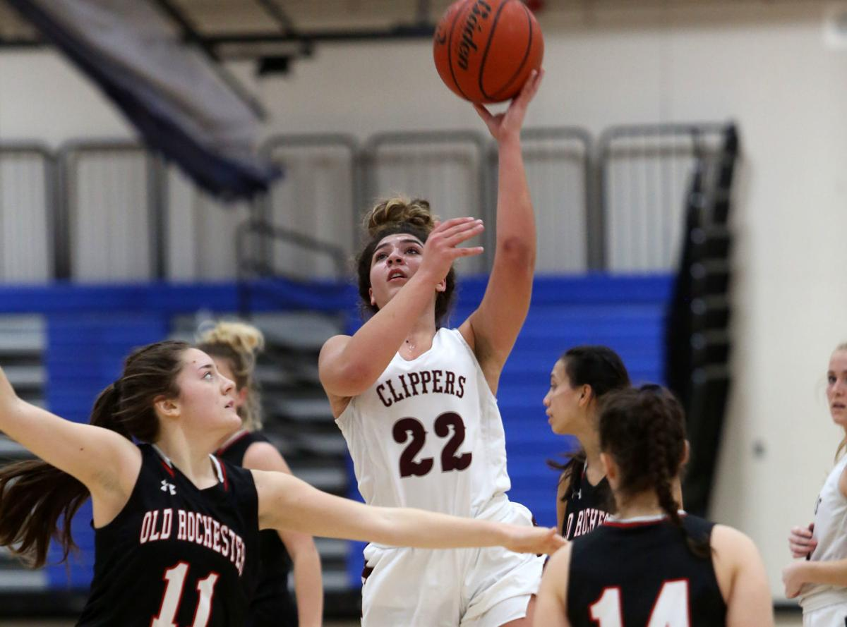 Letdown Loss For Falmouth High School Girls
