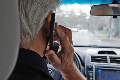 Hand Held Cell Phone Laws