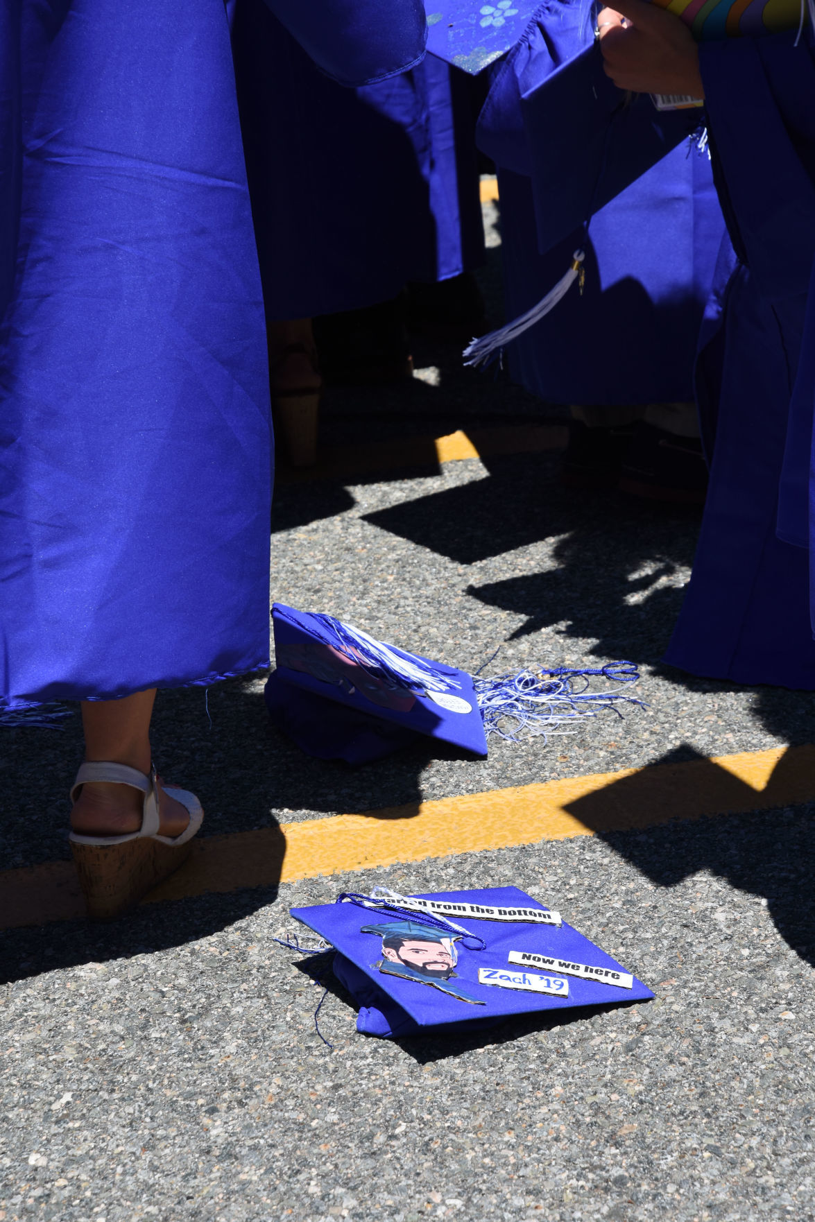 Mashpee High School Graduation - June 8, 2019