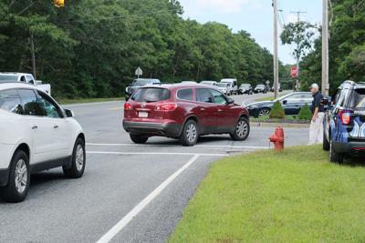 Oak Ridge School Traffic
