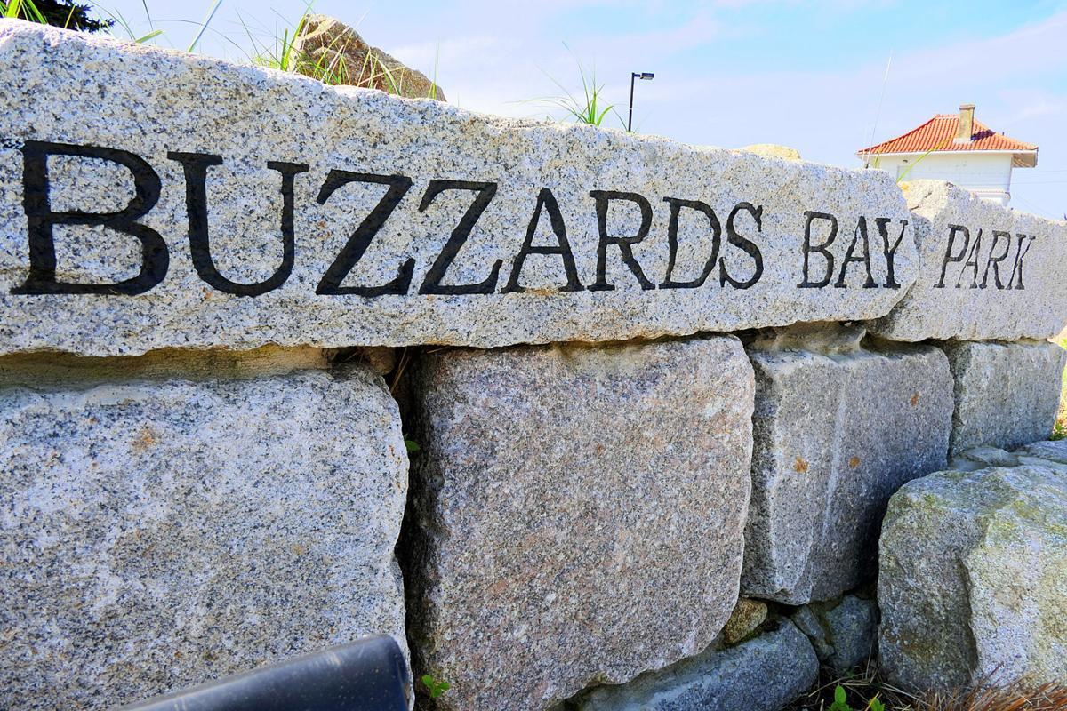 Buzzards Bay Park Stones