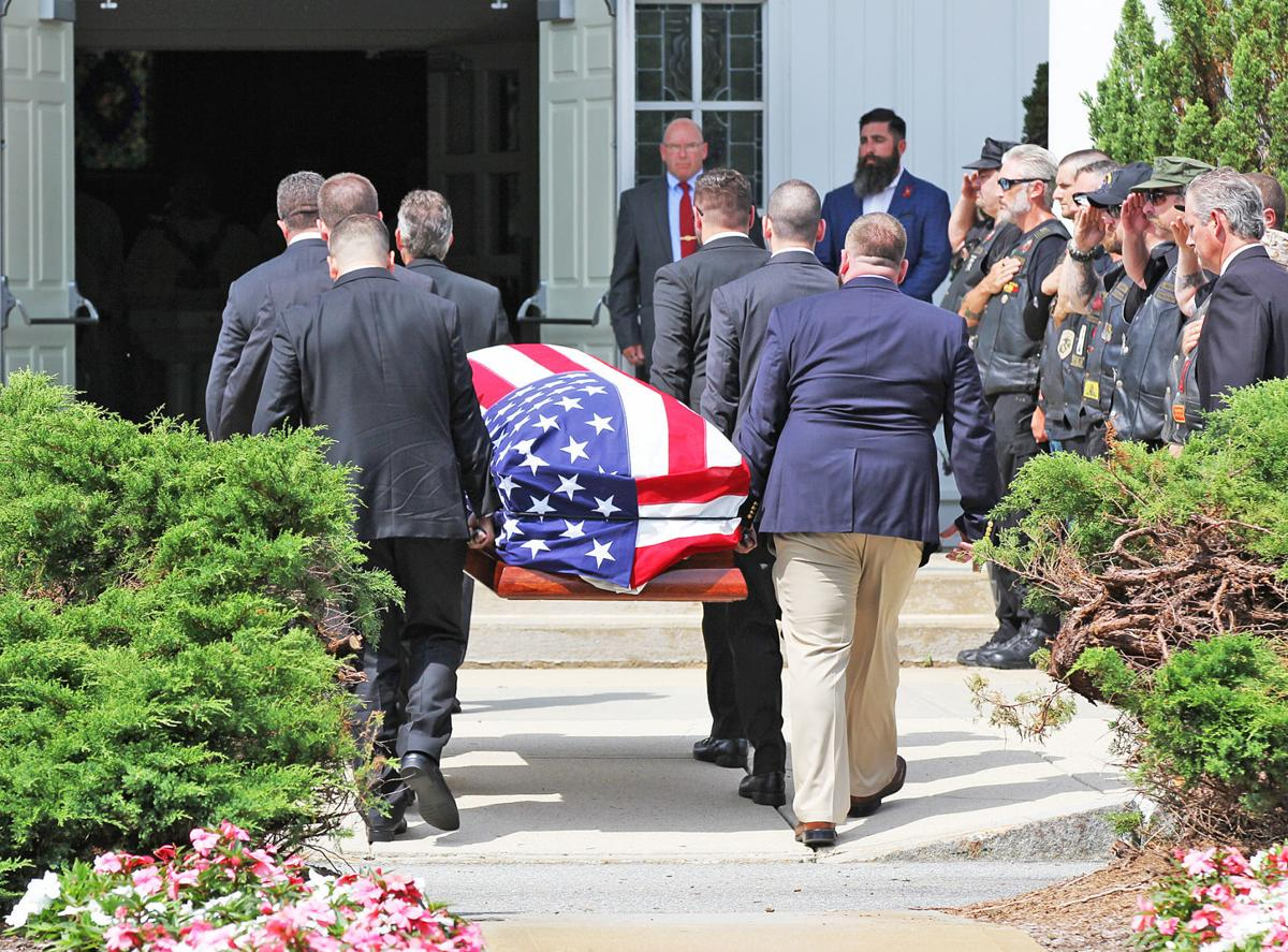 Hundreds Attend Funeral Mass For Kevin P Quinn Mashpee News